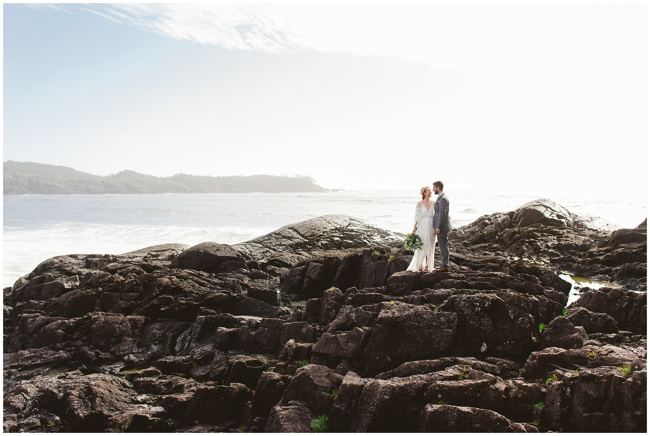 Tofino Wedding, Ronnie Lee Hill Photography