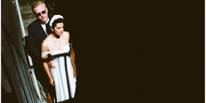 Vancouver Wedding Photographer, Vancouver Rowing Club Wedding, Stanley Park Wedding, alternative wedding, hipster wedding, BC wedding photographer, sailor themed wedding, nautical themed wedding, creative bridal portrait