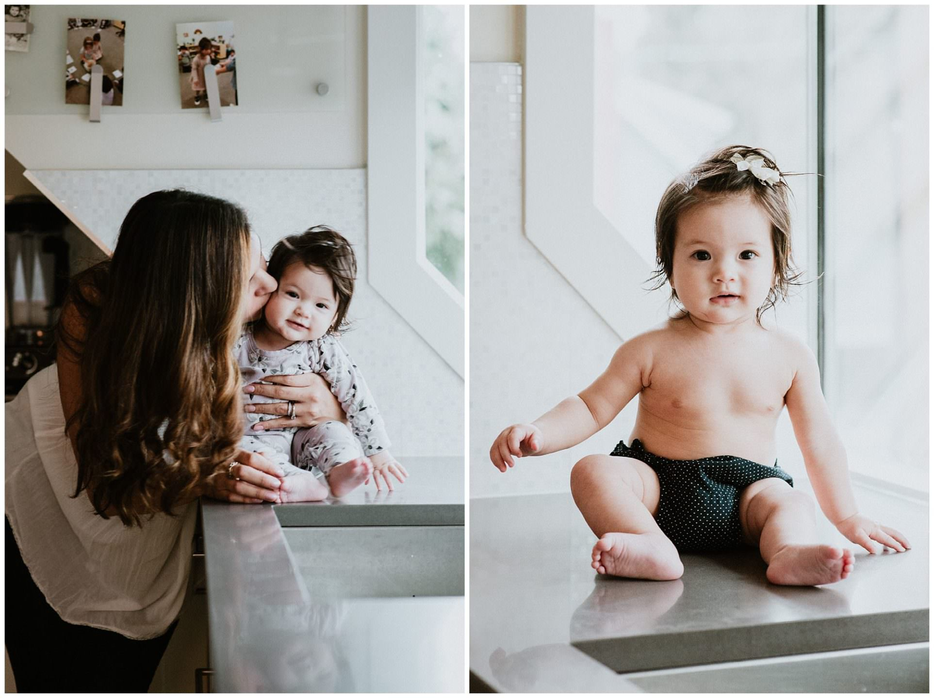 mother-and-baby-in-kitchen-lifestyle-session-Vancouver