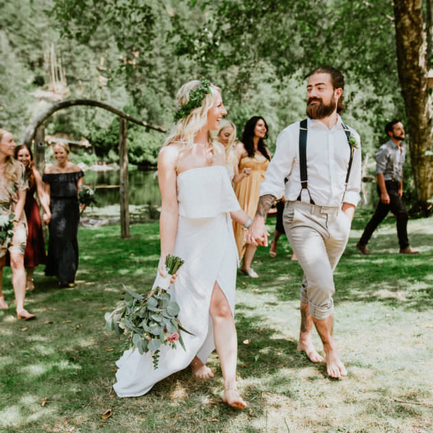 ruby lake boho chic sunshine coast wedding