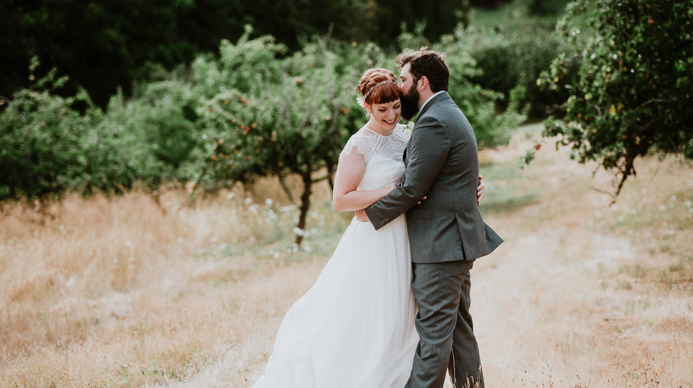 merridale cidery farm wedding, vancouver island wedding photographers