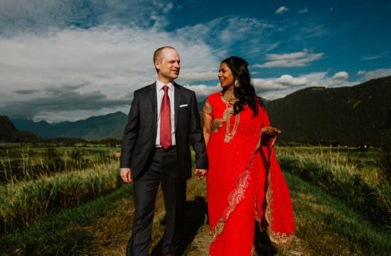 pitt lake elopement photographer