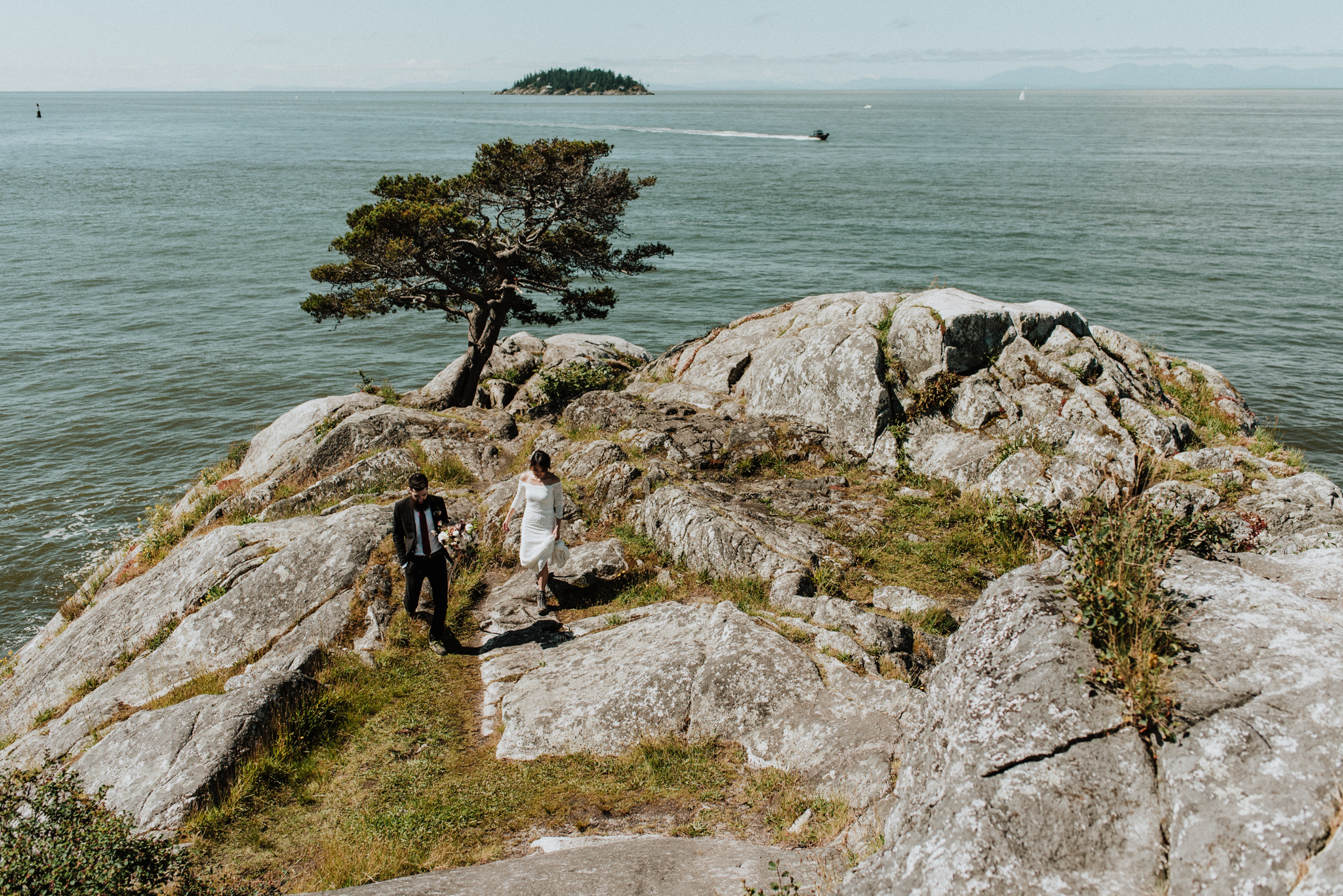 Elopement at Whytecliff Park